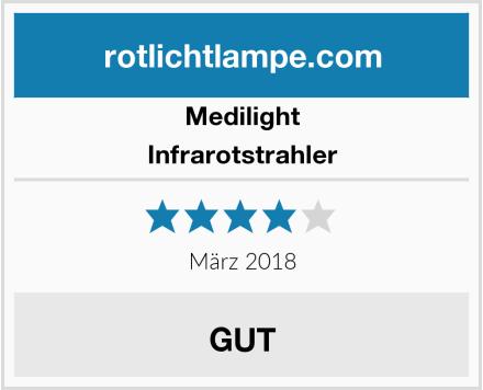 Medilight Infrarotstrahler Test