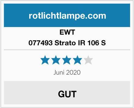 EWT 077493 Strato IR 106 S Test