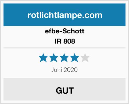 efbe-Schott IR 808 Test