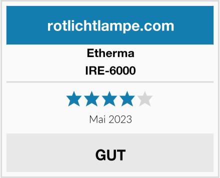Etherma IRE-6000 Test