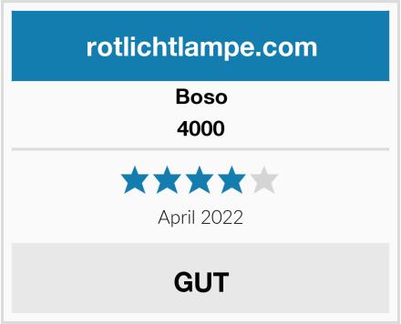 Boso 4000 Test