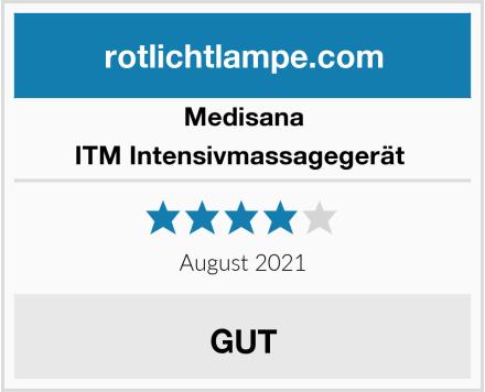 Medisana ITM Intensivmassagegerät  Test