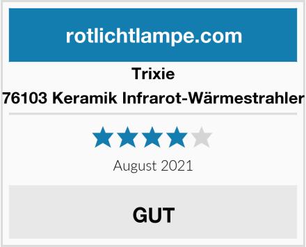 Trixie 76103 Keramik Infrarot-Wärmestrahler Test