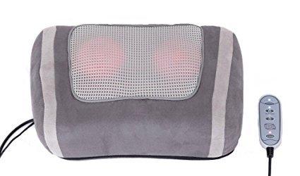 maxgoods shiatsu massageger t rotlichtlampe test 2018. Black Bedroom Furniture Sets. Home Design Ideas
