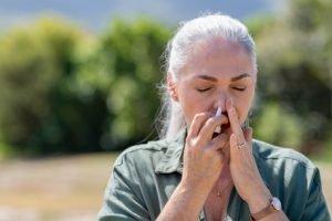 Rotlicht gegen Sinusitis? – schonende Begleitmaßnahme, die Linderung verschafft